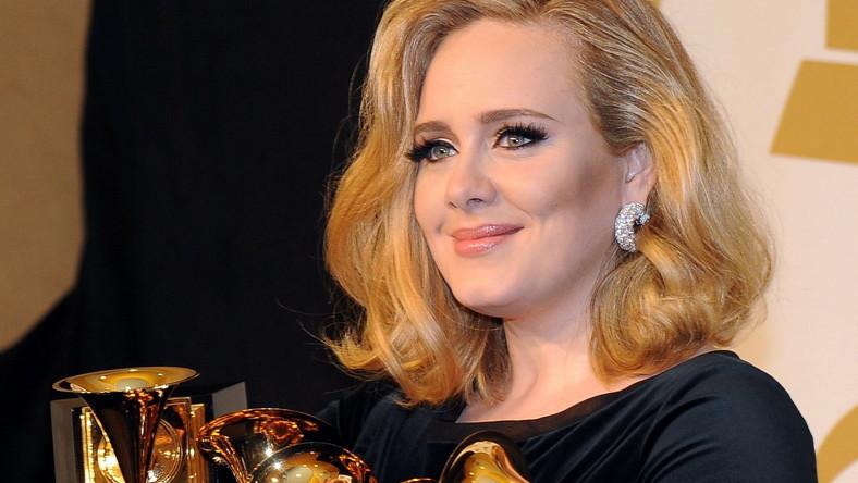 Adele: Ludzie myślą, że jestem nieszczęśliwa
