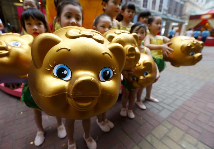 Kineska nova godina, proslava