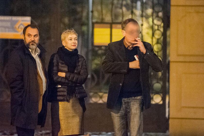 Mirosława Stachowiak-Różecka (41 l.) wybrała się z mężem do Wrocławskiego Teatru Lalek