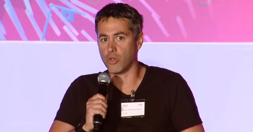 Roy Glasberg jest managerem Google'a odpowiedzialnym za akcelerator Launchpad, mieszka na co dzień w Dolinie Krzemowej