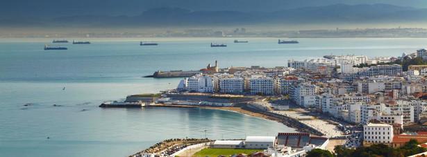 Na 6. miejscy znajduje się Algier, stolica Algierii z wynikiem 40,9/100 punktów