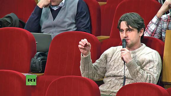 Ukrajinska delegacija u OEBS skrenula je pažnju da Berić nije nikakav srpski novinar, već vojnik plaćenik proruskih snaga u Donbasu
