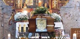 Pogrzeb znanego prezentera TVP. Foto
