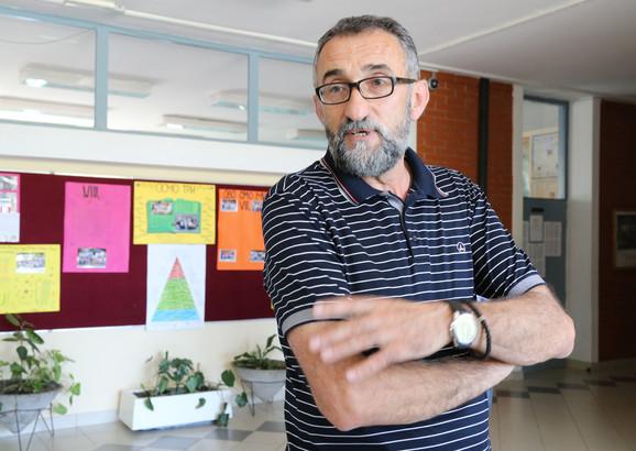 Miodrag Lučić: Ako ja nisam zabrinut, zašto bi bili roditelji