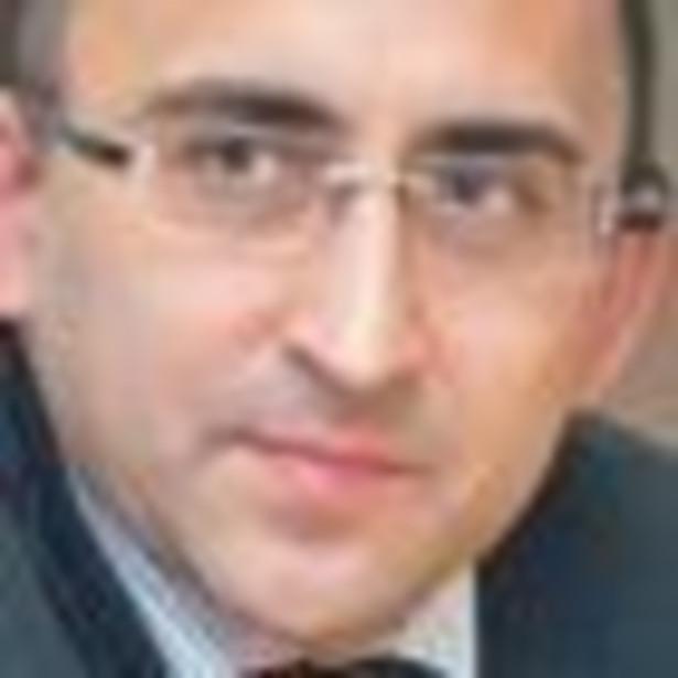 Andrzej Dębiec, partner w Kancelarii Lovells Fot. Marek Matusiak