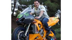 306,7 km/h na elektrycznym motocyklu