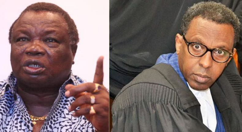 Sh100M Beef that caused a fall out between Atwoli and Ahmednasir