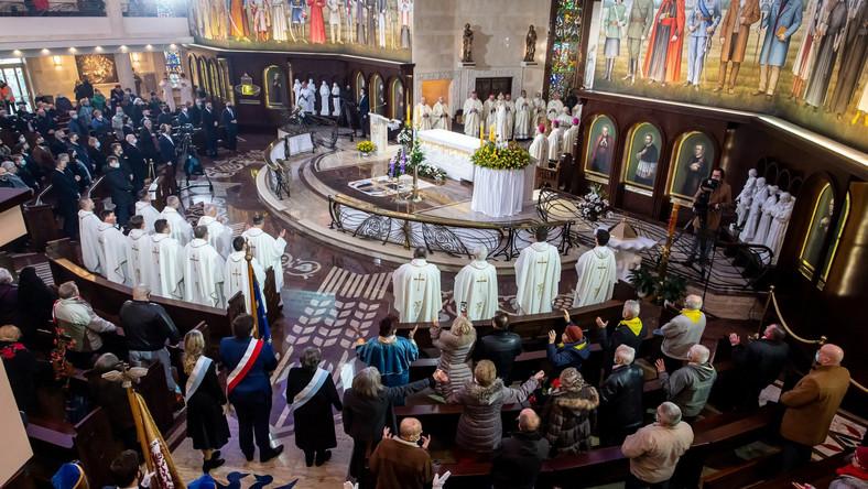 Msza święta z okazji obchodów 29. rocznicy powstania Radia Maryja