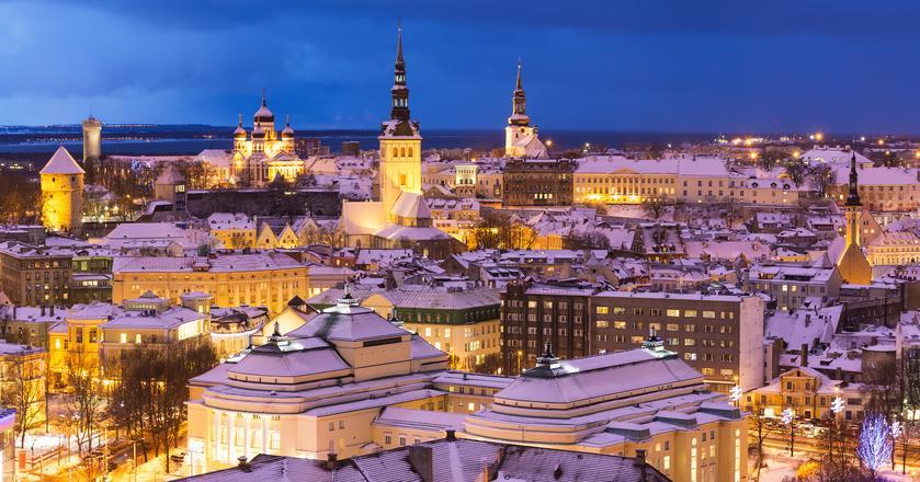 Testy nowej sieci 5G przeprowadzane są obecnie w estońskim Tallinie