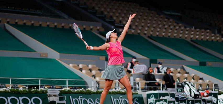 Iga Świątek w finale debla French Open!