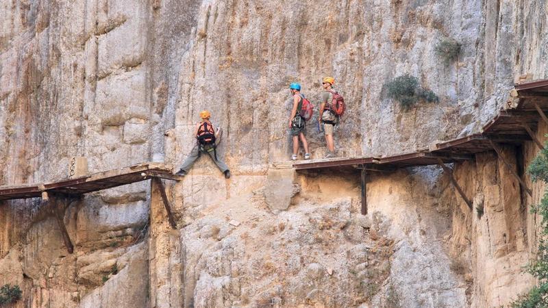 El Caminito del Rey zostanie otwarte dla turystów w 2015 r.
