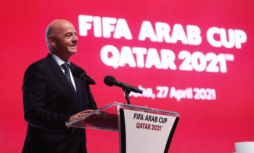 Szef FIFA, Gianni Infantino lubi nowości. To za jego rządów powiększono liczę liczbę uczestników finałów mistrzostw świata do 48