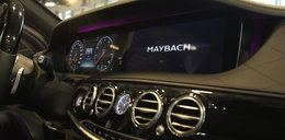 Krążą legendy o Maybachu Rydzyka. Tak wygląda w środku cacko za 830 tys. zł