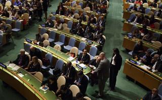 USA wnioskują o głosowanie w Radzie Bezpieczeństwa ONZ ws. Syrii