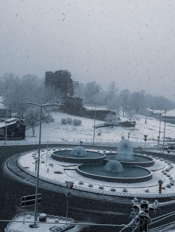 Krusevacki sneg