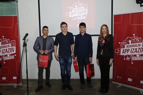 Proglašene najbolje aplikacije prvog Regionalnog app izazova