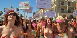 Amerykanki walczą o prawo do topless