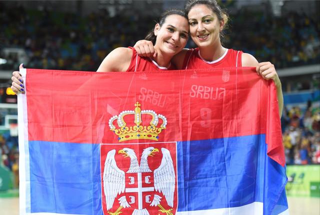 Sonja Petrović i Jelena Milovanović