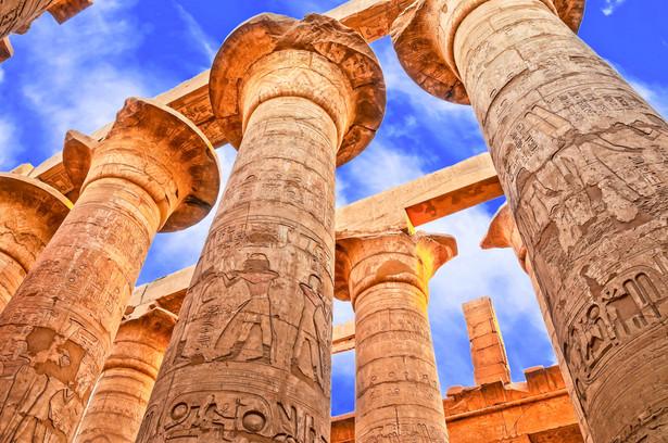 Egipt - najpopularniejszy kierunek wyjazdów poza sezonem