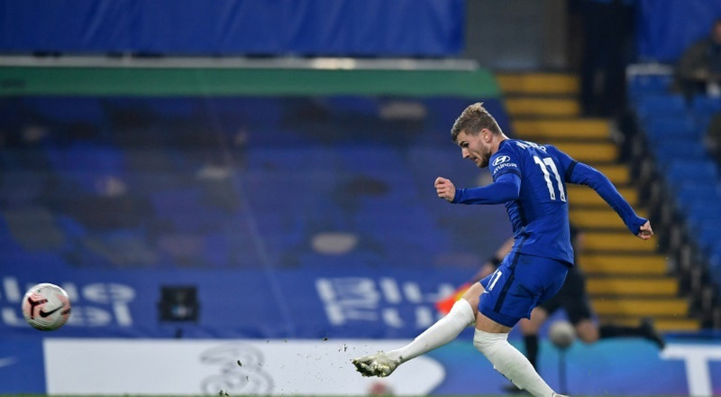 Chelsea's new guard click to rout Sheffield United