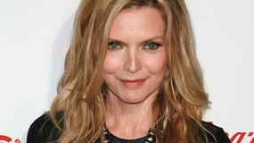 Michelle Pfeiffer nie może się pogodzić z upływem czasu