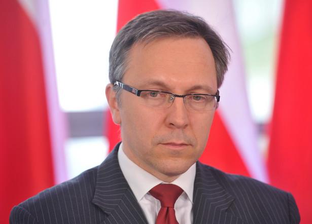 Krzysztof Rybiński profesor i rektor Akademii Finansów i Biznesu Vistula w Warszawie