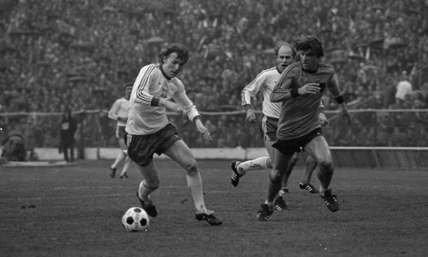Polska Holandia eliminacje ME 1980