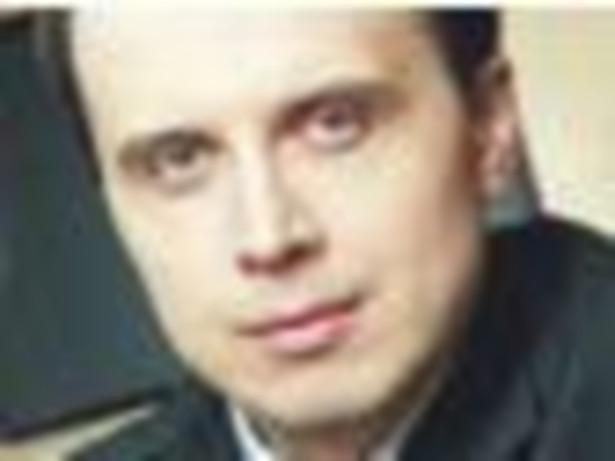 Michał Grzybowski, doradca podatkowy, dyrektor w Ernst & Young