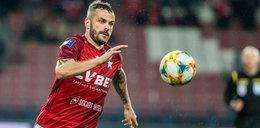Paweł Brożek złamał rękę. To koniec kariery 37-letniego zawodnika?