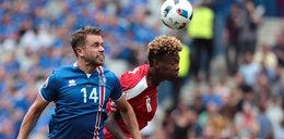Świetny mecz polskiego sędziego, awans Islandii