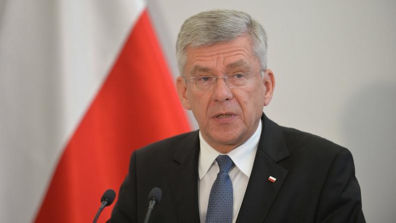 """Karczewski uważa, że Warszawie potrzebna jest """"nowa perspektywa, nowe spojrzenie i nowy prezydent"""""""