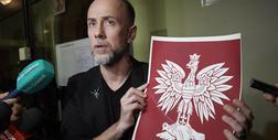 Adam Darski: jestem patriotą, a użyty znak nie jest godłem Polski