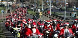 Mikołaje na motocyklach w Trójmieście. Już w niedzielę wielka parada
