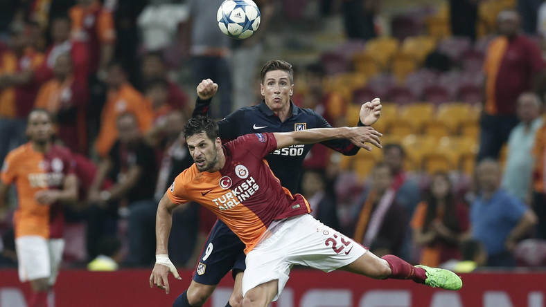 Hakan Balta i Fernando Torres