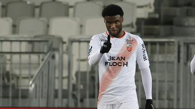Terem Moffi's career hit the limelight following his impressive debut season in Ligue 1