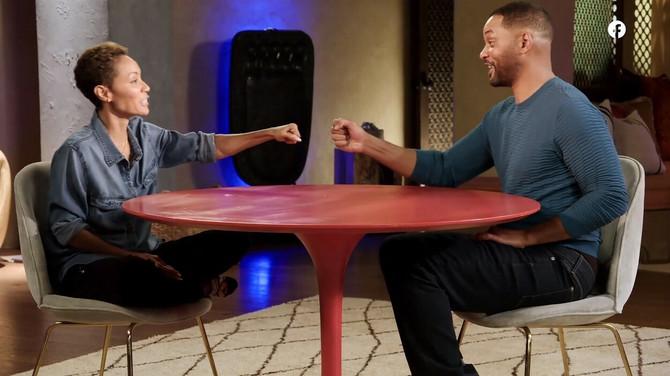Džejda i Vil u emisiji