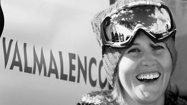 Kanadyjska narciarka Sarah Burke nie żyje