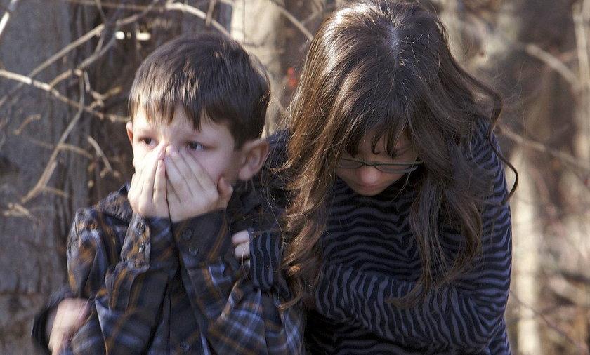 Strzelanina w szkole. Zginęły dzieci!