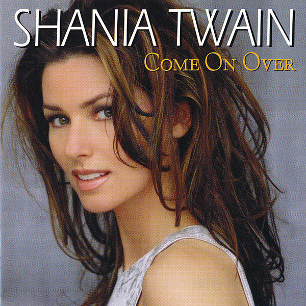 "9. Shania Twain - ""Come On Cover"" (1997): 39 milionów płyt"