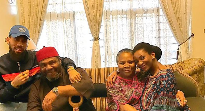 Nollywood films are getting the patronage they deserve.  [Instagram/GenevieveNnaji]