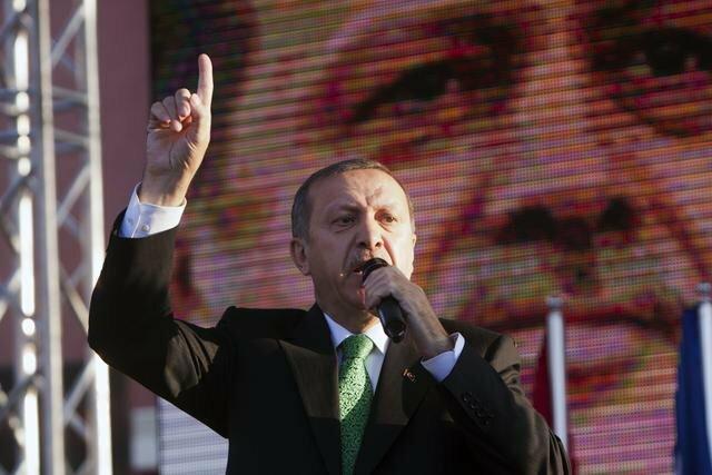 """""""Turska je Kosovo i Kosovo je Turska"""", rekao je Erdogan"""