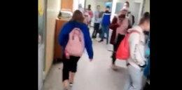 Krzyczał w szkole, by zdjąć maseczki. Po dwóch tygodniach jedna klasa jest na kwarantannie