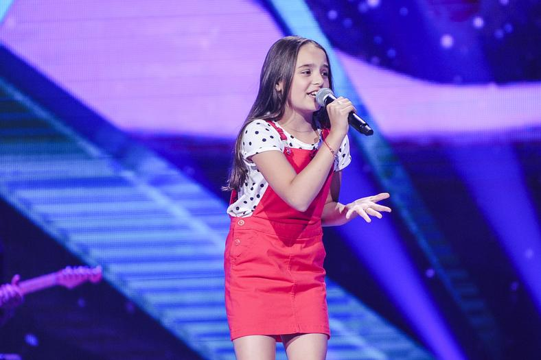 The Voice Kids 3: Wiktoria Woźniacka