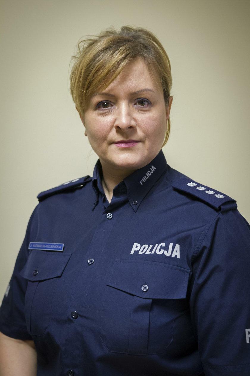 nadkom. Joanna Kowalik Kosińska KWP Gdańsk