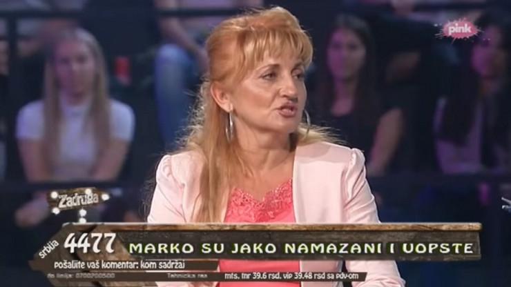 gordana džehverović, majka Teodore Džehverović