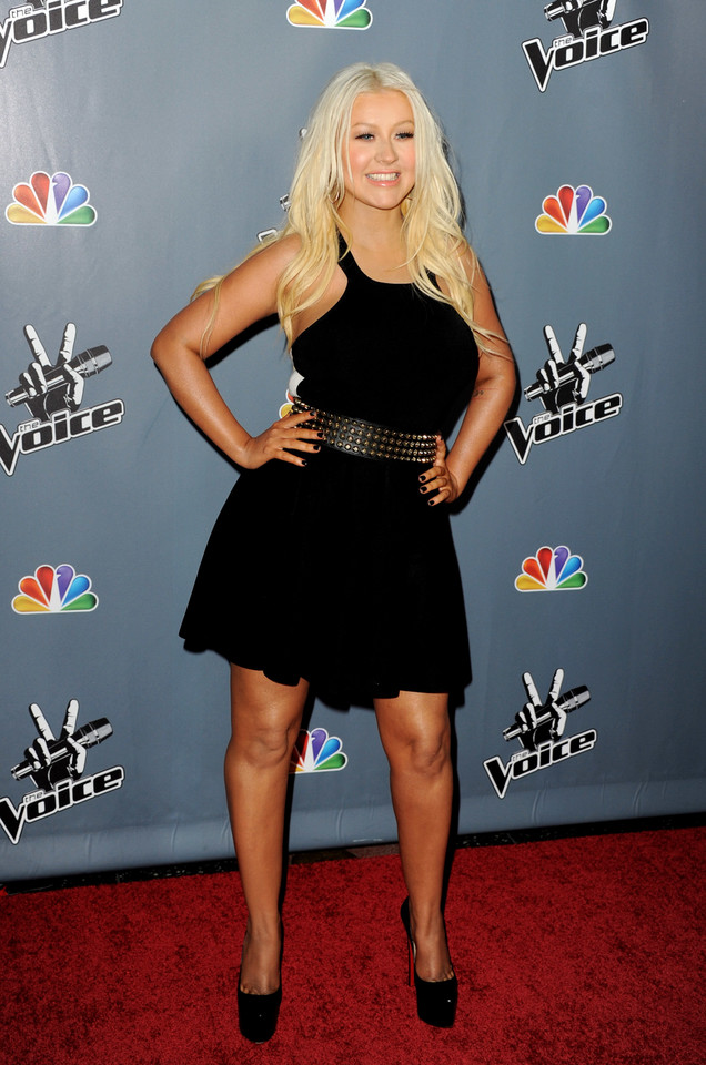 Christina Aguilera (fot. Getty Images)