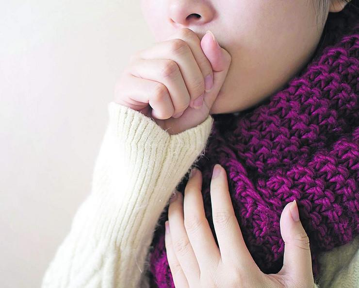 prehlada virus kašalj