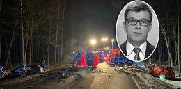 Kierowca, który zderzył się z autem Piotra Świąca, był nietrzeźwy!
