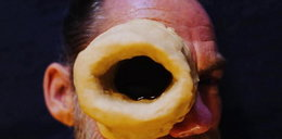 Mąż polskiej celebrytki przez koronawirusa ma taką dziurę na oku