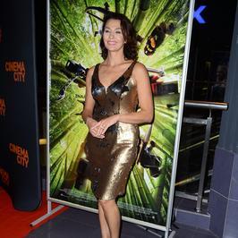 Anna Popek w seksownym wydaniu pojawiła się z córką na premierze. Podobne?